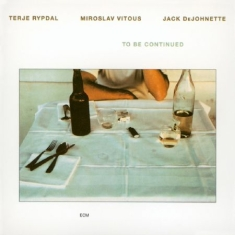 Rypdal, Terje - To Be Continued
