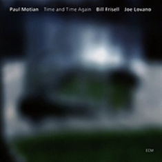 Motian, Paul - Time And Time Again
