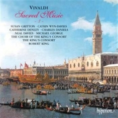 Vivaldi, Antonio - Sacred Music Vol 3