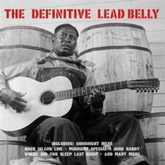 Leadbelly - Definitive