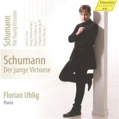 Schumann - Complete Piano Works Vol 2
