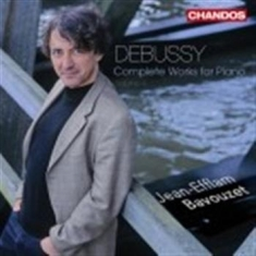 Debussy - Complete Works For Piano Vol 4