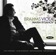 Brahms - Works For Viola