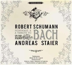 Schumann - A Tribute To Bach