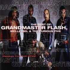 Grandmaster Flash, Melle Mel & The Furious Five - Best Of - IMPORT