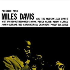 DAVIS MILES - Md & The Modern Jazz Giants (Rvg)