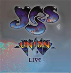 Yes - Union (Standard 2Cd)