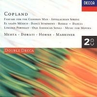 Copland - Fanfare, Rodeo, El Salon Mexico Mm