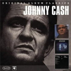 CASH JOHNNY - Original Album Classics2