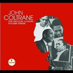 Coltrane John - Impulse Albums Vol 3