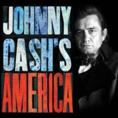 Cash Johnny - Johnny Cash's America (+Dvd)