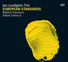 Jan Lundgren Trio - European Standards