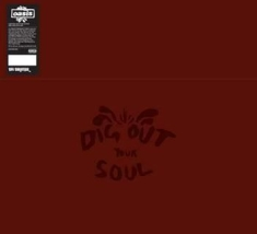 Oasis - Dig Out Your Soul (Deluxe Box)