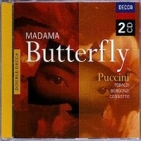Puccini - Madame Butterfly Kompl