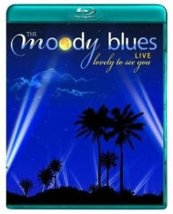 Moody Blues - Lovely To See You Live - Bluray