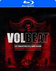 Volbeat - Live From Beyond Hell / Above - Blu