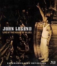 John Legend - Live At The House Of in the group MUSIK / Musik Blu-Ray / Pop at Bengans Skivbutik AB (741022)