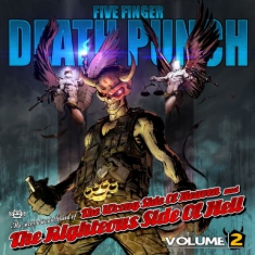 Five Finger Death Punch - Wrong Side Of Heaven À (Cd+Dvd)