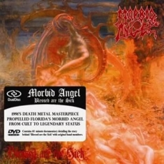 Morbid Angel - Blessed Are The Sick Dualdisc