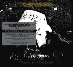 Carcass - Symphonies Of Sickness Dual Disc