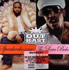 Outkast - Speakerboxxx/the Love Below (Import)