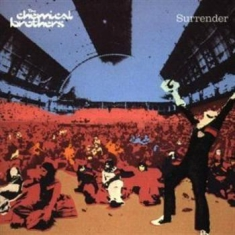 Chemical Brothers - Surrender  (Virgin 40 - Vinyl Back