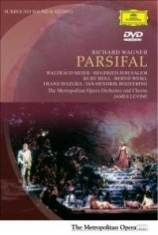 Wagner - Parsifal Kompl in the group OTHER / Music-DVD & Bluray at Bengans Skivbutik AB (800974)