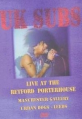 U.k. Subs - Live At The Retford Poerthouse