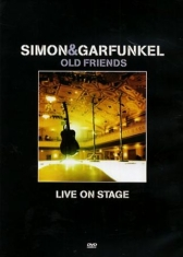 Simon & Garfunkel - Old Friends - Live