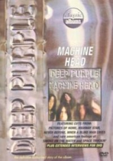 Deep Purple - Classic Albums - Machine Head in the group OTHER / Music-DVD & Bluray at Bengans Skivbutik AB (811946)