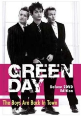 Green Day - Boys Are Back In Town 2 Dvd Documen