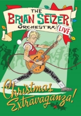 Brian Setzer Orchestra , The - Christmas Extravaganza