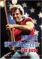 Bruce Springsteen - Boss  (Dvd+Bok)