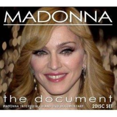 Madonna - Document Interview Cd And Dvd