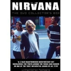 Nirvana - Dvd Collectors Box (2 Dvd Box Set)