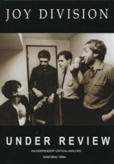 Joy Division - Under Review The Dvd Documentary in the group Minishops / Joy Division at Bengans Skivbutik AB (883979)