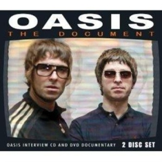Oasis - Document The (Dvd + Cd Documentary)