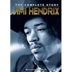 Hendrix Jimi - Complete Story The