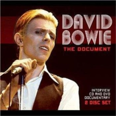 Bowie David - Document The (Dvd + Cd Documentary)