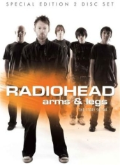 Radiohead - Arms & Legs The Story So Far Dvd Do