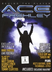 Ace Frehley - Behind The Player - Dvd