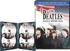 Beatles - Magical History Tour (3Dvd+E-Book)