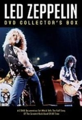 Led Zeppelin - Dvd Collectors Box (2 Dvd Set)