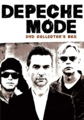 Depeche Mode - Dvd Collectors Box - 2 Dvd Set