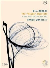 Mozart, Wolfgang Amadeus - Haydn Quartets, The