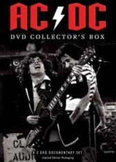 AC/DC - Dvd Collectors Box - 2 Dvd Set
