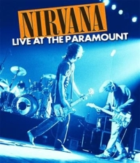 Nirvana - Live At The Paramount (Dvd)