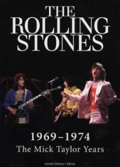 Rolling Stones - Mick Taylor Years 1969-1974 The Dvd