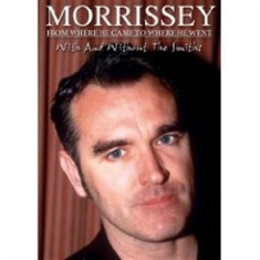 Morrissey 2 Dvd Set Complete Story - From Where He Came To Where He Went