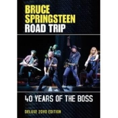 Springsteen Bruce - Road Trip 2 Dvd Documentary 40 Year
